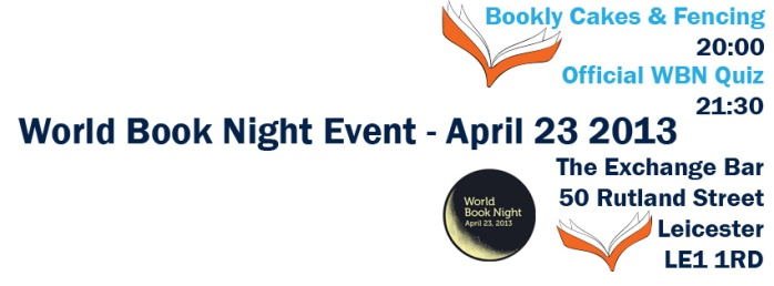 World Book Night in Leicester